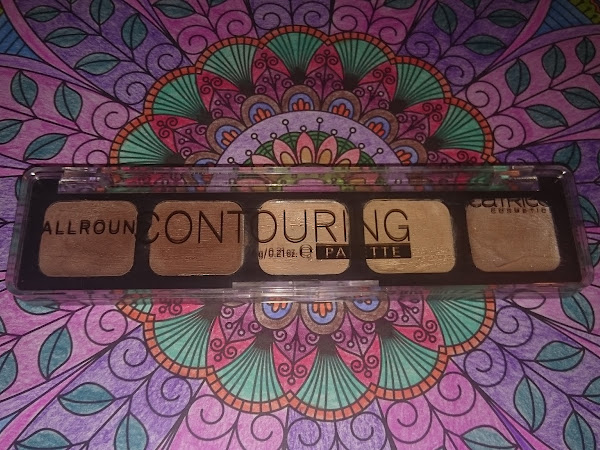 Catrice Contouring Palette