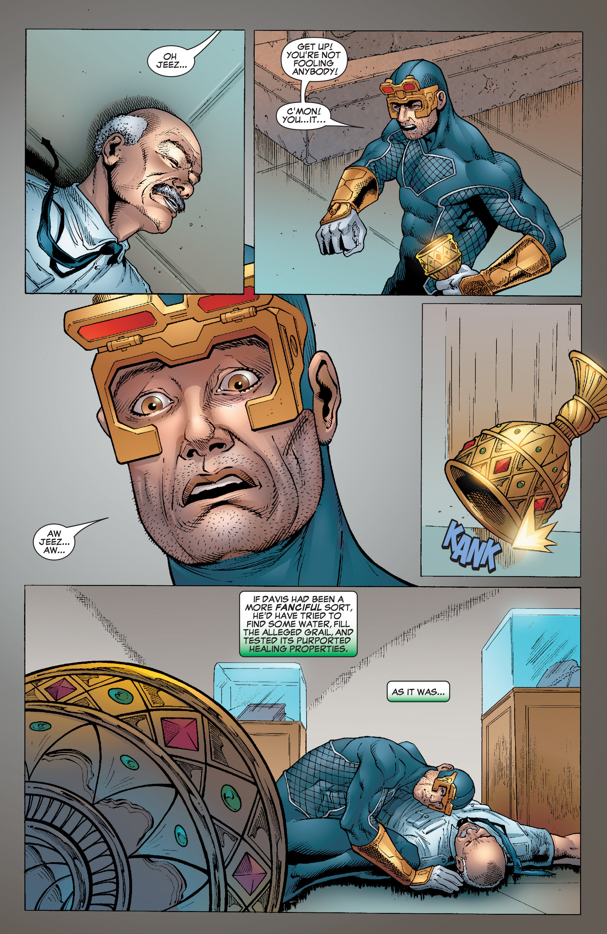 Read online She-Hulk (2005) comic -  Issue #22 - 6