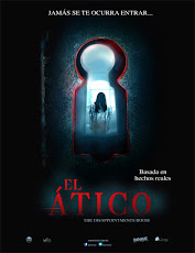 pelicula The Disappointments Room (El ático) (2016)