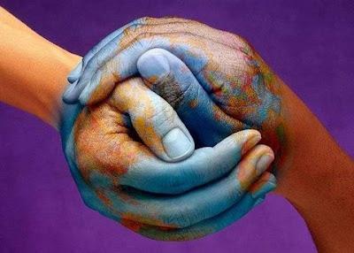 El mundo en una mano
