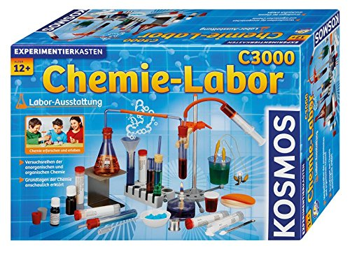 chemielabor kosmos testsieger