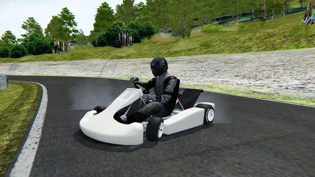 TheMunSession MODs for Games: Assetto Corsa Cars GoKart 0 3a