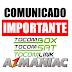 Comunicado Tocombox-Tocomsat-Tocomlink aos Usuários do Sistema Alternativo