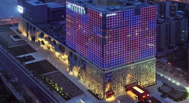 Hotel Jumeirah Himalaya, Shanghai, Cina