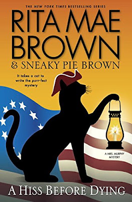 A Hiss Before Dying, by Rita Mae & Sneaky Pie Brown