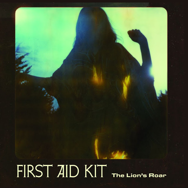 The Indies live film of First Aid Kit performing their song titled The Lions Roar, filmed at the P3 Guld Awards in Sweden