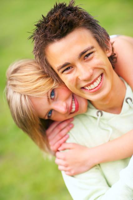 Próteses dentárias na juventude