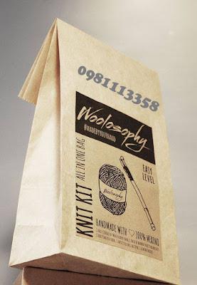 In túi giấy Kraft - giải pháp bảo vệ môi trường