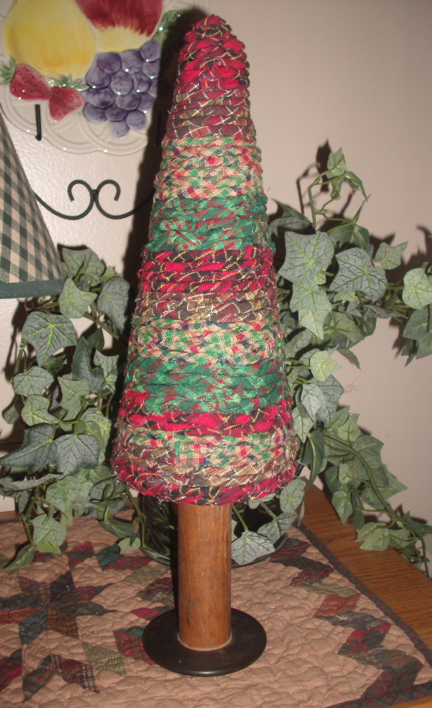 KKL Primitives Selling Blog 15 INCH HIGH PRIMITIVE FABRIC