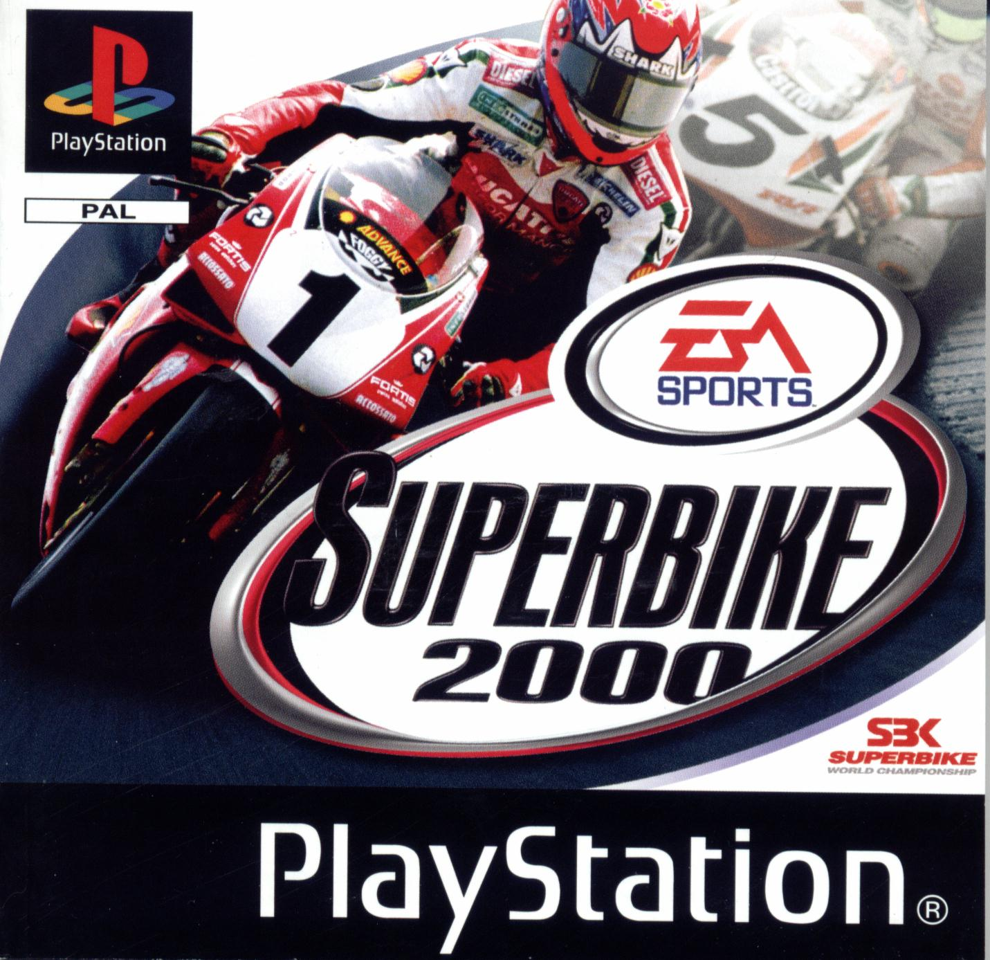 Super Bike 2000 - PS1 - ISOs Download