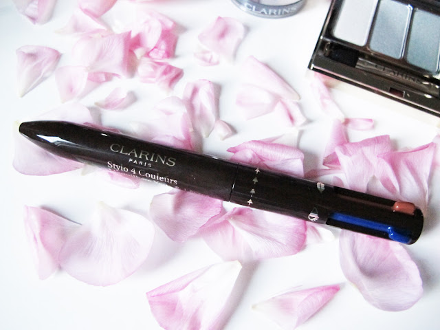 Stylo 4 couleurs Clarins