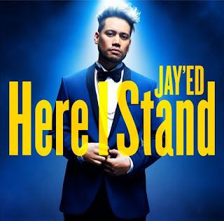 Here I Stand - JAY'ED - 歌詞