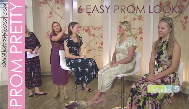 PROM PRETTY- 6 TRENDY LOOKS YOU CAN CREATE WITHOUT THE SALON