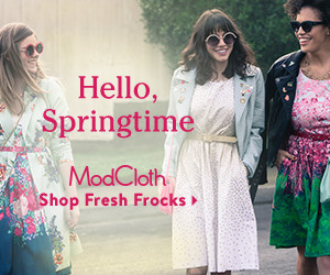 Modcloth's Flash sale