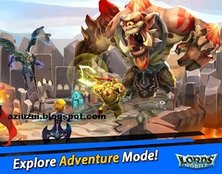 Lords Mobile Game Android
