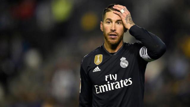 Ramos dùng chất cấm ở chung kết Cúp C1, UEFA bỏ qua
