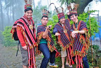 Igorot Native Dress, Minesview Park, Baguio City, Benguet