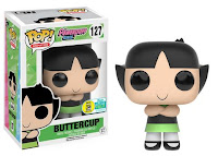 Pop! Animation: The Powerpuff Girls - Buttercup