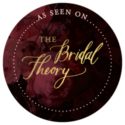 featured on the bridal theory