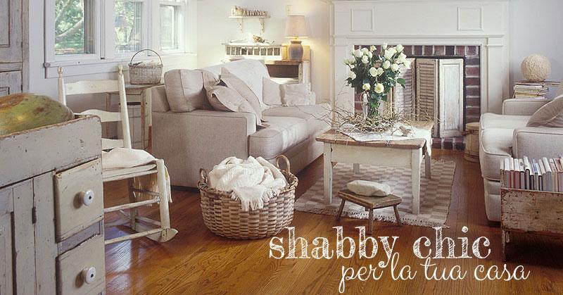 Ago fantasia ben arrivato autunno for Casa moderna shabby chic