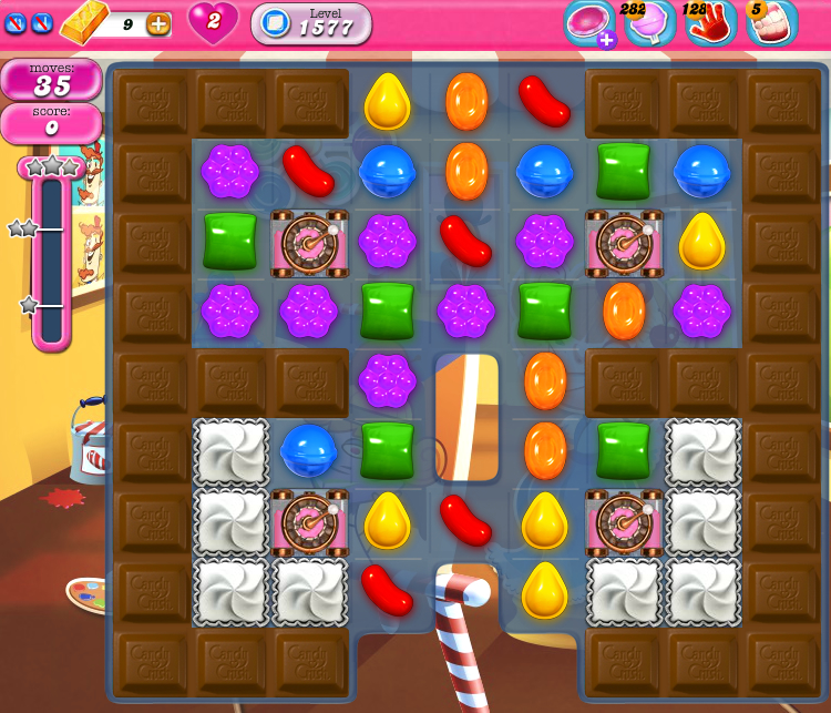 Candy Crush Saga 1577