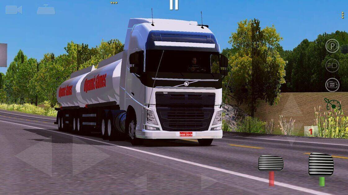 World Truck Driving Simulator MOD DINHEIRO INFINITO 1.189