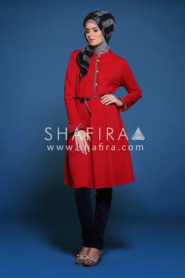 Model Baju Muslim Shafira Remaja Modern