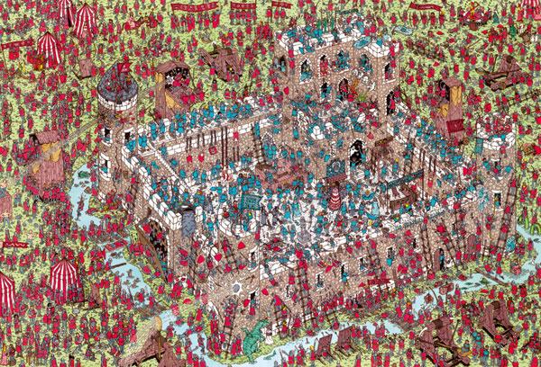 graphic about Where's Waldo Printable identify Wheres waldo - Printable Variation