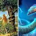 10 Grandes serpentes da literatura