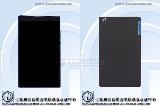 Lenovo TB3-850M muncul di situs Tenaa, tablet 8 inci dengan layar hampir full body