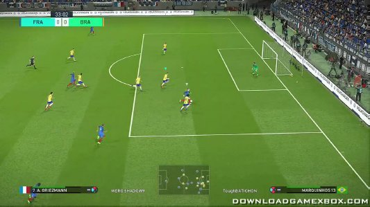 Pro Evolution Soccer 2018 [PES 2018][NTSC-U][PAL][ISO] - Download
