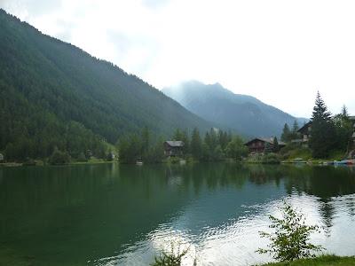 Champex Lac Tour del Mont Blanc