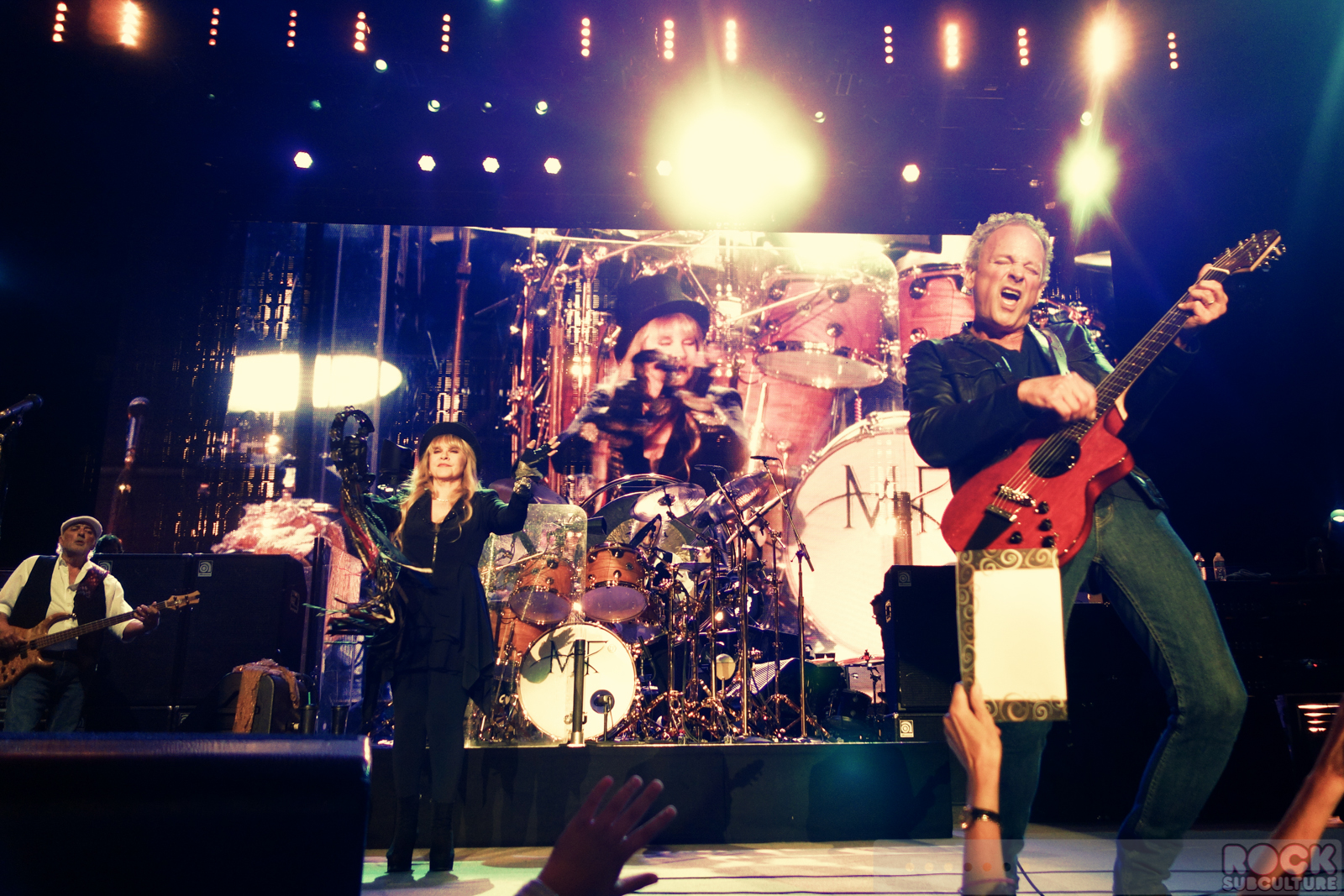 Fleetwood Mac  Uk Tour Review