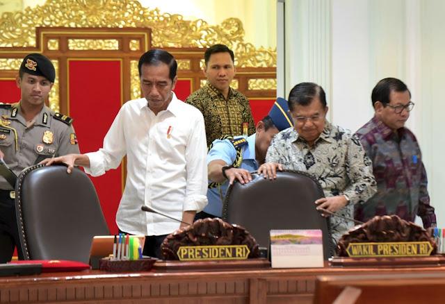 Presiden Jokowi: Segera Tuntaskan Sengketa Tanah Rakyat Dengan Swasta, BUMN, dan Pemerintah