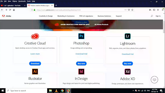 CARA DOWNLOAD DAN INSTAL PHOTOSHOP CC 2019 TERBARU