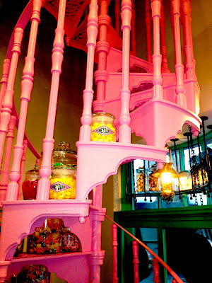 Honeydukes at Wizarding World of Harry Potter Islands of Adventure