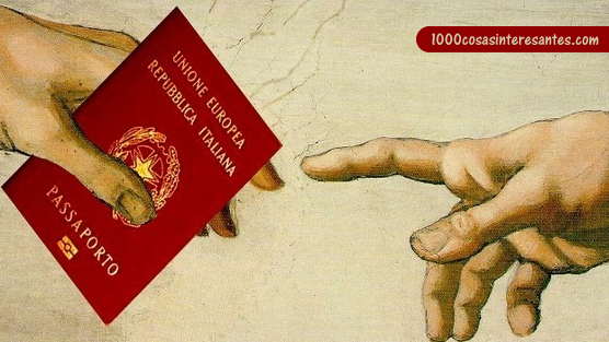 1000 Cosas Interesantes: #0001 - Ciudadanía italiana, Permesso di ...