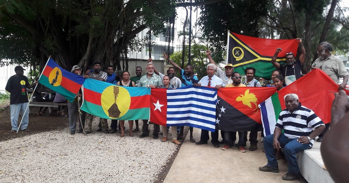 Arti Bendera Vanuatu