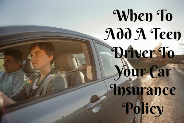 Does it cost to add a driver to my policy