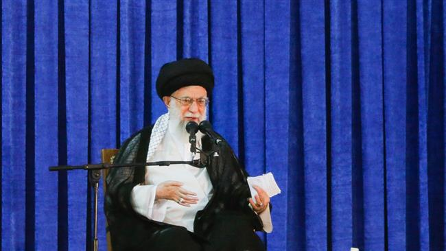 Islamic Revolution gave identity, independence to Iran: Leader of the Islamic Revolution Ayatollah Seyyed Ali Khamenei
