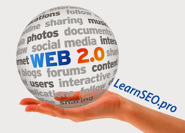 web 2.0 high pr