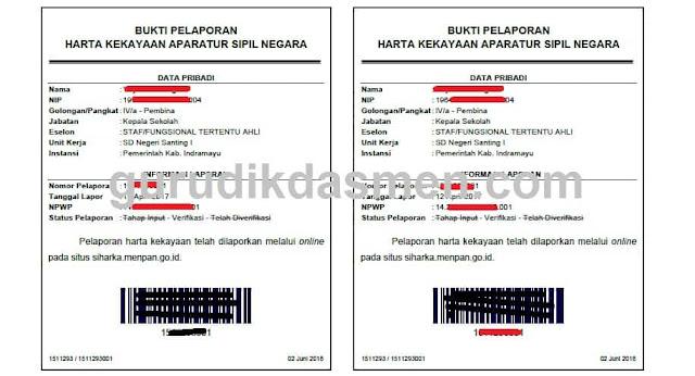 Panduan Pengisian SiHarka Bagi PNS/ASN