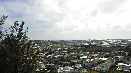 クワギブク嶽(金満の杜) 展望台の屋敷の写真