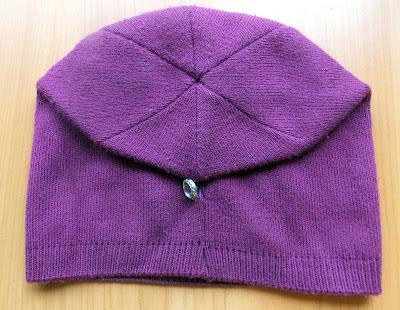 Как украсить шапку своими руками