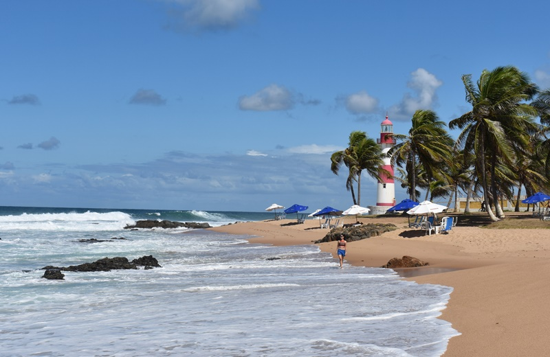 Praia de Itapuã, Salvador - Bahia