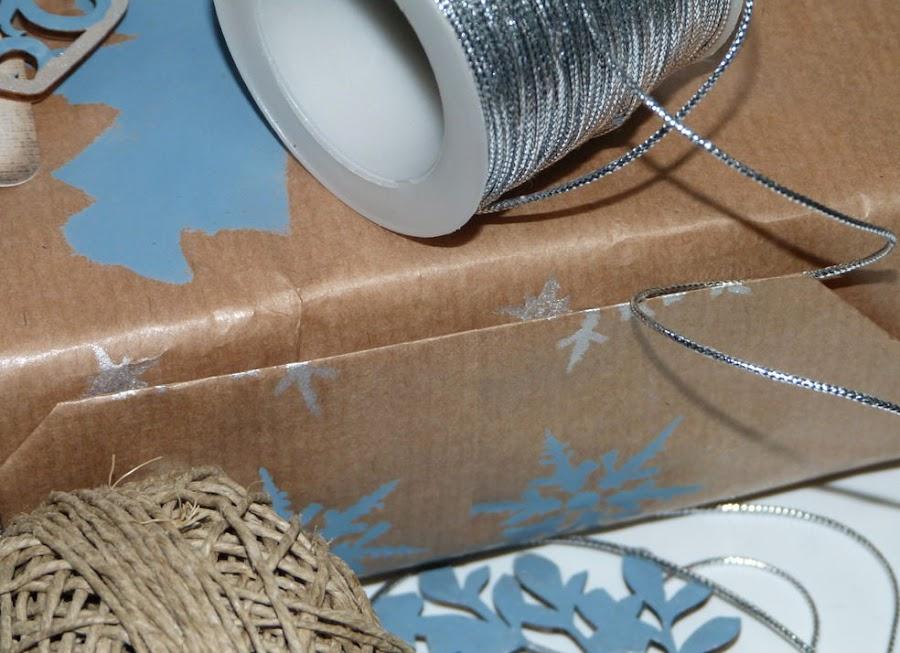 papel-kraft-navidad-decorado