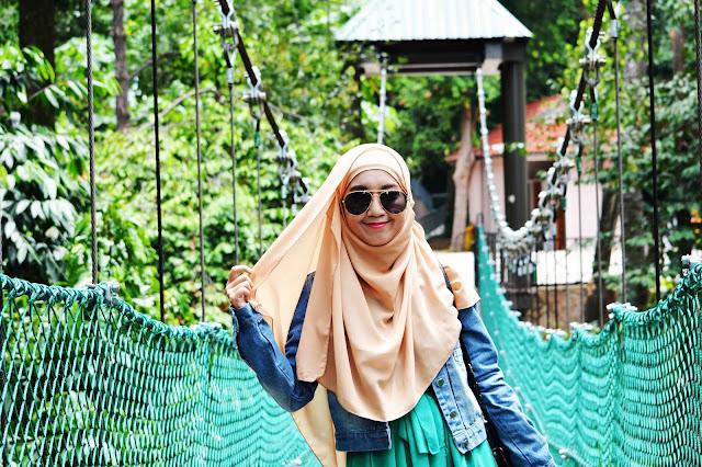 Taman Eco Rimba - Hutan Simpan Bukit Nanas Kuala Lumpur