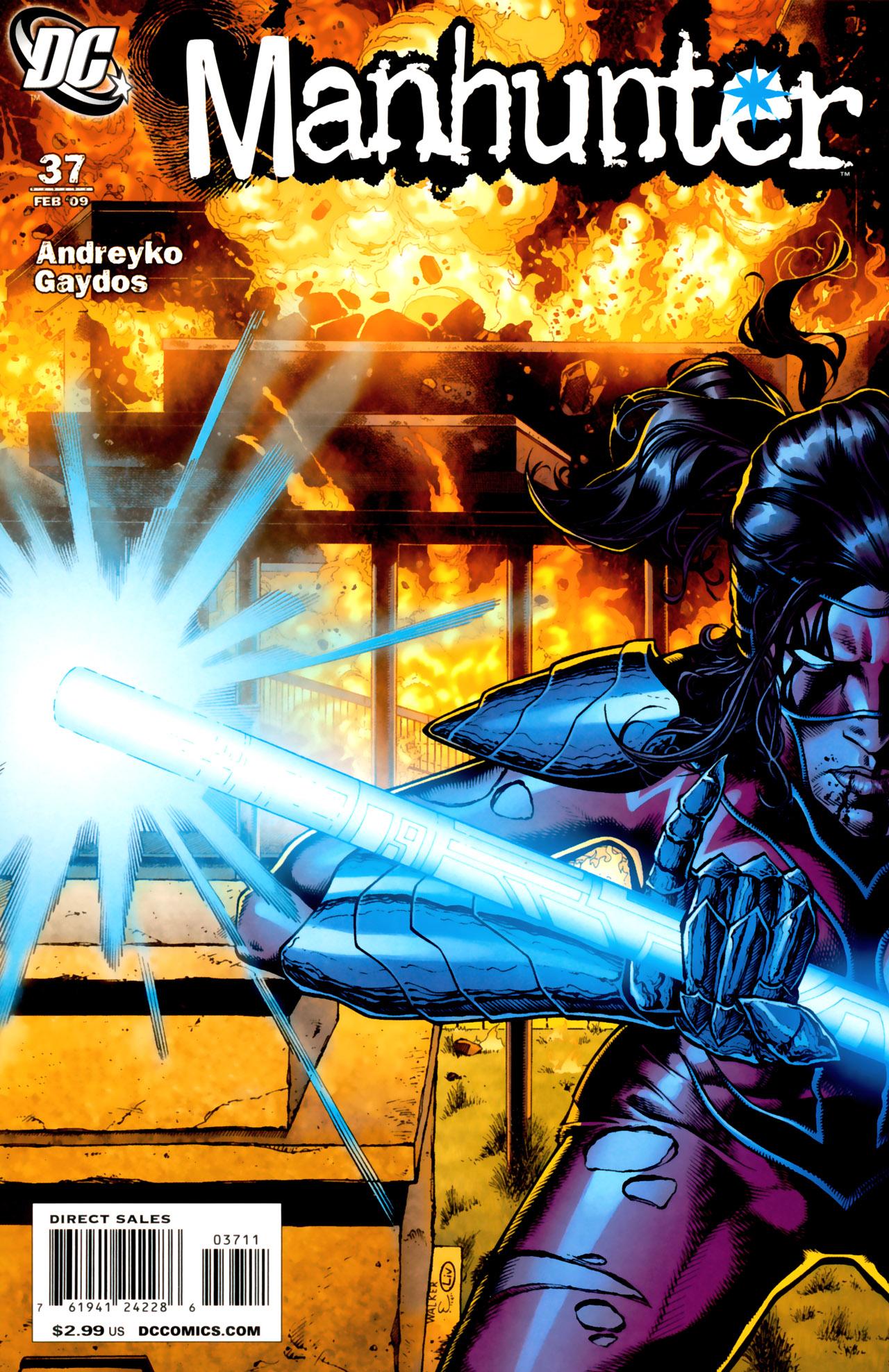 Manhunter (2004) issue 37 - Page 1