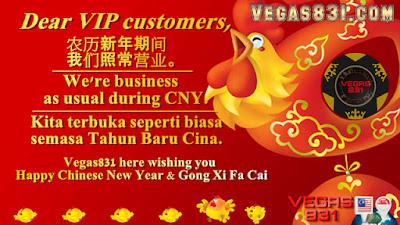 Vegas831 Malaysia & Singapore Best Online Casino