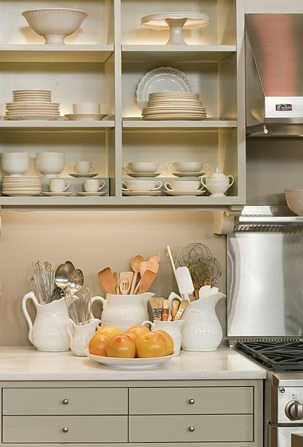 Nancy's Daily Dish: Pretty Ways to Store Cooking Utensils (yes ...